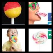 4 Pics 1 Word 8 Letters Answers Lollipop