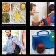 4 Pics 1 Word 8 Letters Answers Lunchbox