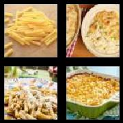 4 Pics 1 Word 8 Letters Answers Macaroni