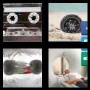 4 Pics 1 Word 8 Letters Answers Magnetic