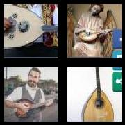 4 Pics 1 Word 8 Letters Answers Mandolin