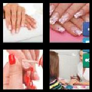 4 Pics 1 Word 8 Letters Answers Manicure