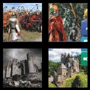 4 Pics 1 Word 8 Letters Answers Medieval