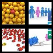4 Pics 1 Word 8 Letters Answers Minority