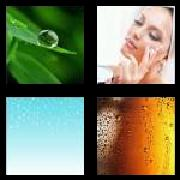 4 Pics 1 Word 8 Letters Answers Moisture