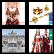 4 Pics 1 Word 8 Letters Answers Monarchy