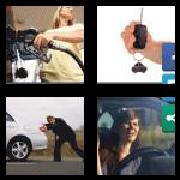 4 Pics 1 Word 8 Letters Answers Motorist