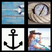 4 Pics 1 Word 8 Letters Answers Nautical