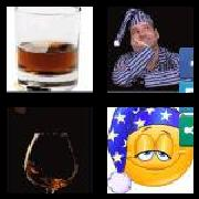 4 Pics 1 Word 8 Letters Answers Nightcap