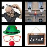 4 Pics 1 Word 8 Letters Answers Nonsense