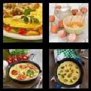 4 Pics 1 Word 8 Letters Answers Omelette
