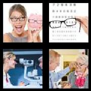 4 Pics 1 Word 8 Letters Answers Optician