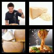 4 Pics 1 Word 8 Letters Answers Parmesan