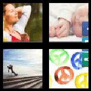 4 Pics 1 Word 8 Letters Answers Peaceful