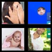 4 Pics 1 Word 8 Letters Answers Peekaboo