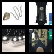 4 Pics 1 Word 8 Letters Answers Pendulum