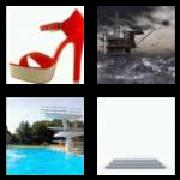 4 Pics 1 Word 8 Letters Answers Platform