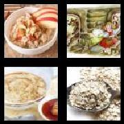 4 Pics 1 Word 8 Letters Answers Porridge