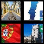 4 Pics 1 Word 8 Letters Answers Portugal