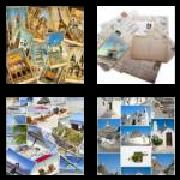 4 Pics 1 Word 8 Letters Answers Postcard