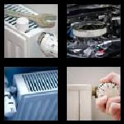 4 Pics 1 Word 8 Letters Answers Radiator