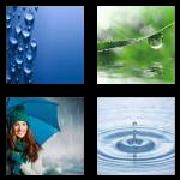 4 Pics 1 Word 8 Letters Answers Raindrop