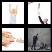4 Pics 1 Word 8 Letters Answers Reaching