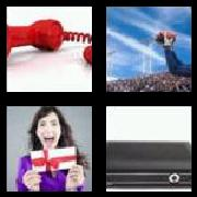 4 Pics 1 Word 8 Letters Answers Receiver