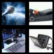 4 Pics 1 Word 8 Letters Answers Recorder