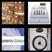 4 Pics 1 Word 8 Letters Answers Register