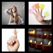 4 Pics 1 Word 8 Letters Answers Remember