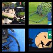 4 Pics 1 Word 8 Letters Answers Rickshaw