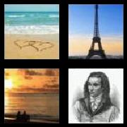 4 Pics 1 Word 8 Letters Answers Romantic