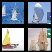 4 Pics 1 Word 8 Letters Answers Sailboat