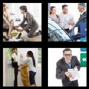 4 Pics 1 Word 8 Letters Answers Salesman
