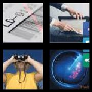 4 Pics 1 Word 8 Letters Answers Scanning