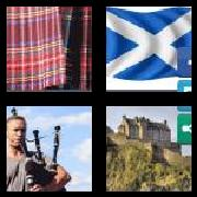 4 Pics 1 Word 8 Letters Answers Scotland