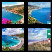 4 Pics 1 Word 8 Letters Answers Seacoast