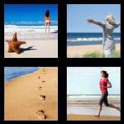 4 Pics 1 Word 8 Letters Answers Seashore