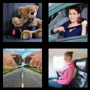 4 Pics 1 Word 8 Letters Answers Seatbelt