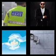 4 Pics 1 Word 8 Letters Answers Security