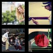 4 Pics 1 Word 8 Letters Answers Serenade