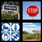 4 Pics 1 Word 8 Letters Answers Signpost