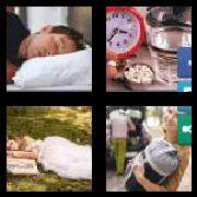 4 Pics 1 Word 8 Letters Answers Sleeping