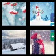 4 Pics 1 Word 8 Letters Answers Snowfall