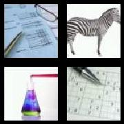 4 Pics 1 Word 8 Letters Answers Solution