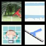 4 Pics 1 Word 8 Letters Answers Squeegee