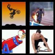 4 Pics 1 Word 8 Letters Answers Stuntman