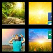 4 Pics 1 Word 8 Letters Answers Sunshine