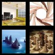 4 Pics 1 Word 8 Letters Answers Surround